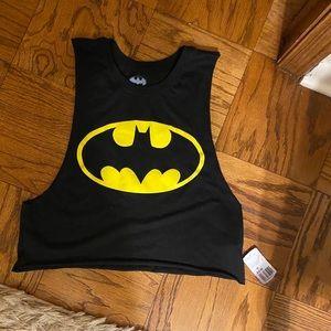 Batman muscle tank size M - NWT